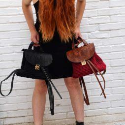 Τσάντας πλάτης