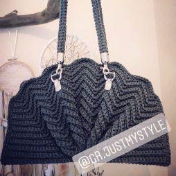 Τσάντα κοχύλι