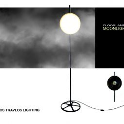 Φωτιστικό Δαπέδου MOONLIGHT – KONSTANTIOS TRAVLOS LIGHTING