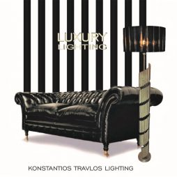 LUXURY Φωτιστικό Δαπέδου SPIRA – KONSTANTIOS TRAVLOS LIGHTING